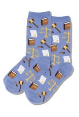 Hotsox Hotsox Women's Lawyer Crew Socks HO002774
