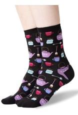 Hotsox Hotsox Women's Kitchen Utensils Crew Socks HO002766