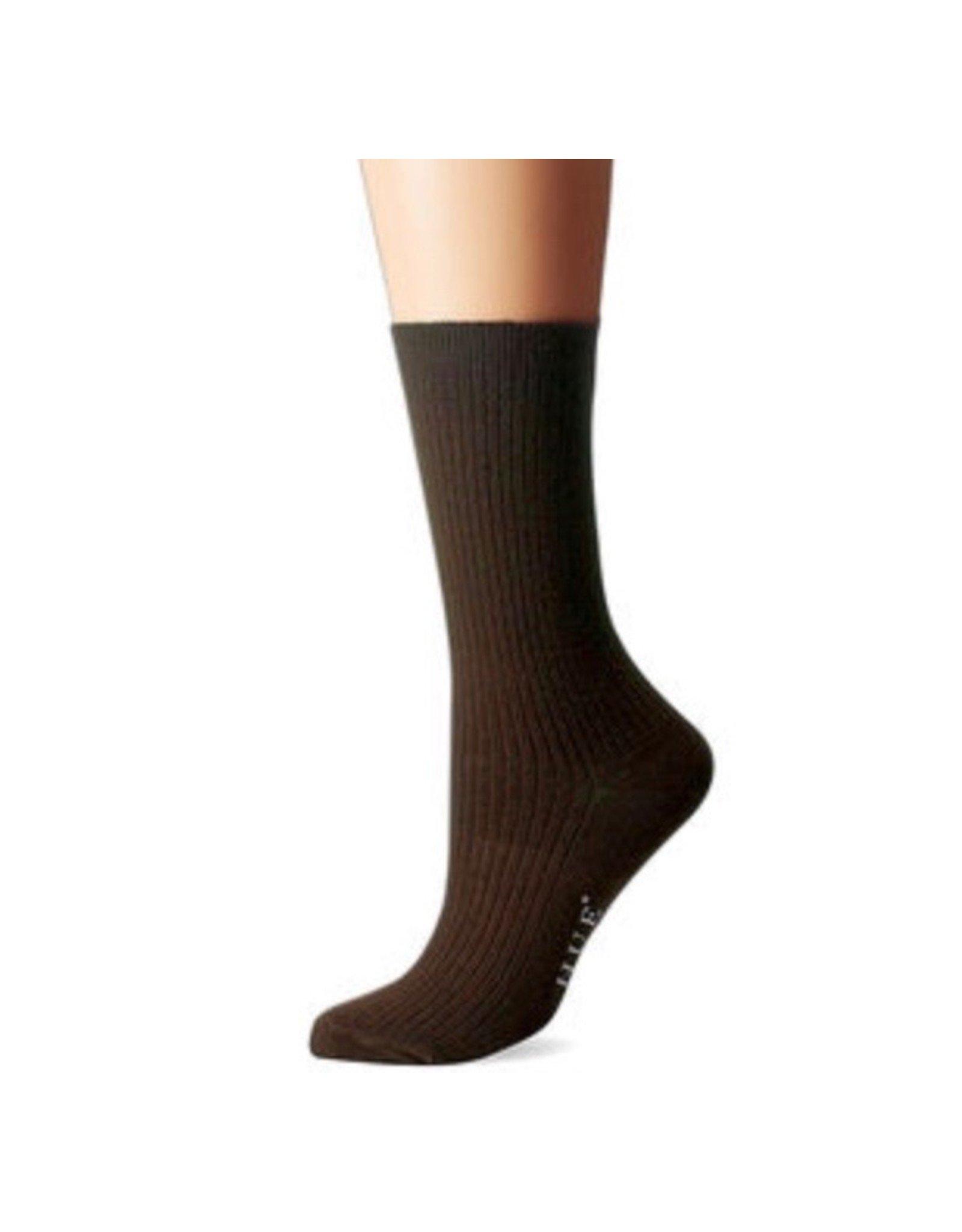 Hue Hue Women's Relaxed Top Socks U7693