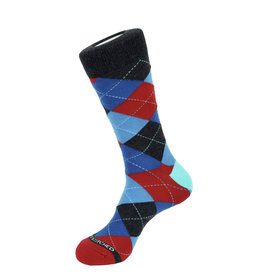 Unsimply Stitched Unsimply Stitched Men's Argyle Socks