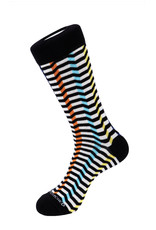 Unsimply Stitched Unsimply Stitched Men's Layered Steps Socks