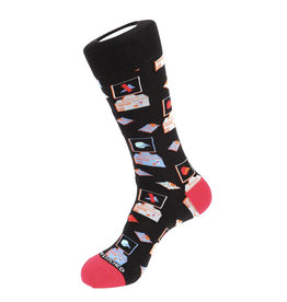 Unsimply Stitched Unsimply Stitched Men's Computer Socks