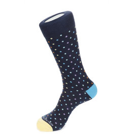 Unsimply Stitched Unsimply Stitched Men's Mini Dot Socks
