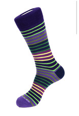 Unsimply Stitched Unsimply Stitched Men's Saturday Stripe Socks