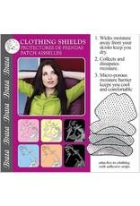 Braza Braza Women's Clothing Shield 5-Pair Pack