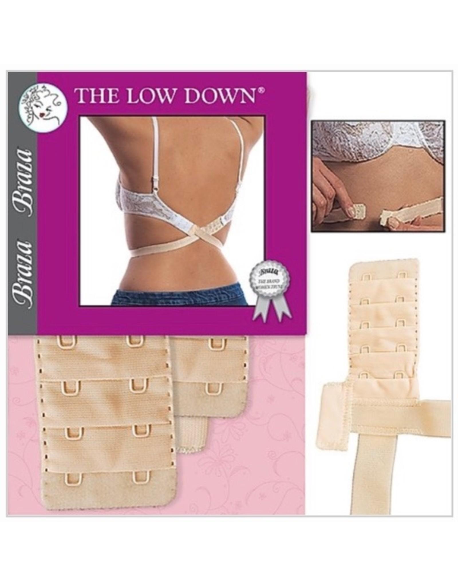 Braza Braza Women's Low Down Bra