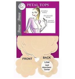 Braza Braza Women's Petal Tops 5-Pair Pack