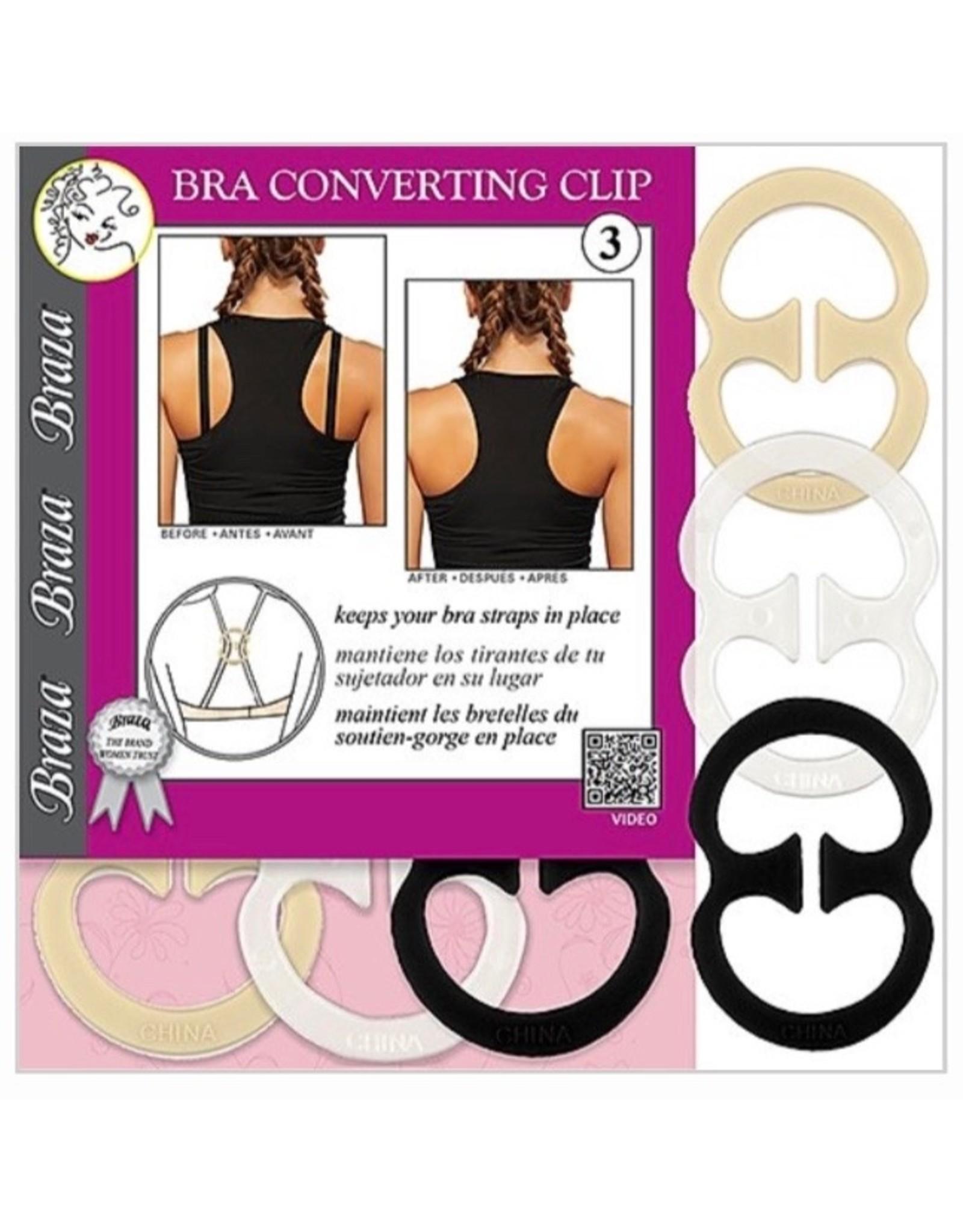 Braza Braza Women's Bra Converting Clip