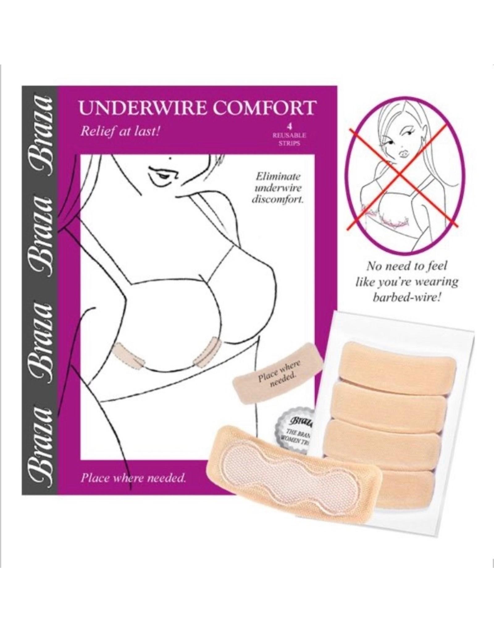Braza Braza Women's Underwire Comfort