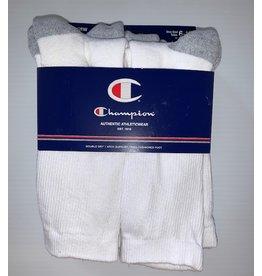 Champion Champion Men's Athletic Crew Socks 6-Pack