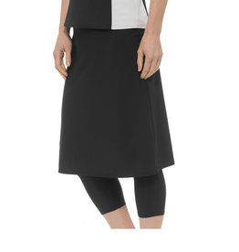 Undercover Waterwear Undercover Waterwear Ladies A-Line Swim Skirt with Leggings Attached