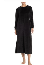 Donna Karan Donna Karan Velvet Dream Maxi Dress with Pockets