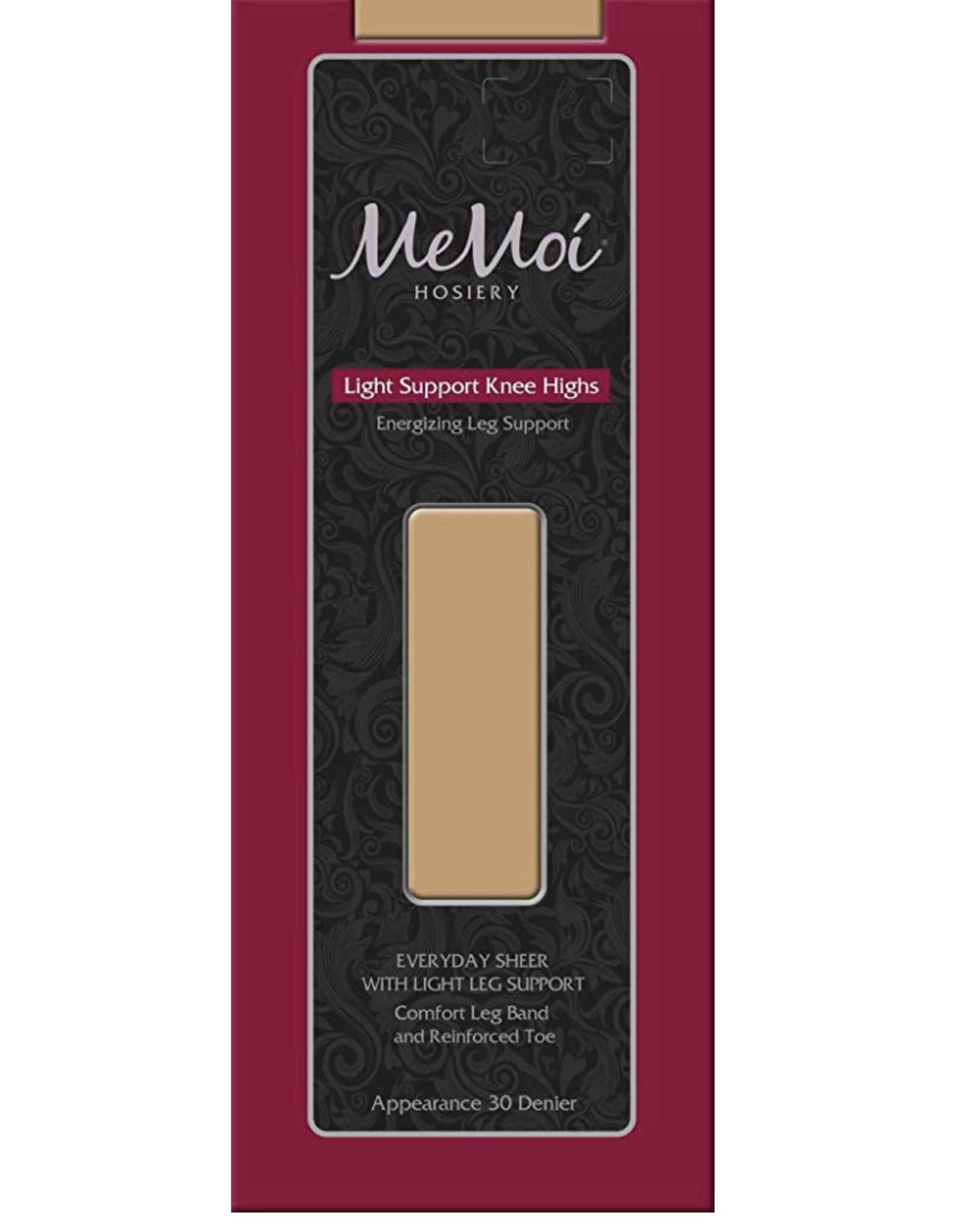 Memoi Memoi Women's Light Support Knee High MS-715
