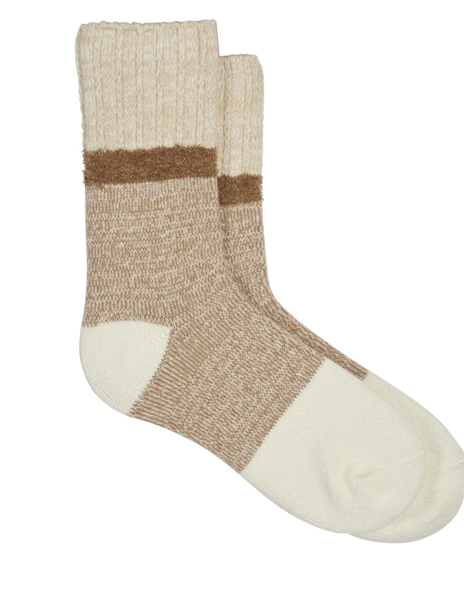 Hue Hue Supersoft Marled Boot Sock U21720