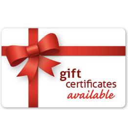 Sox World Plus Sox World Plus Gift Certificate