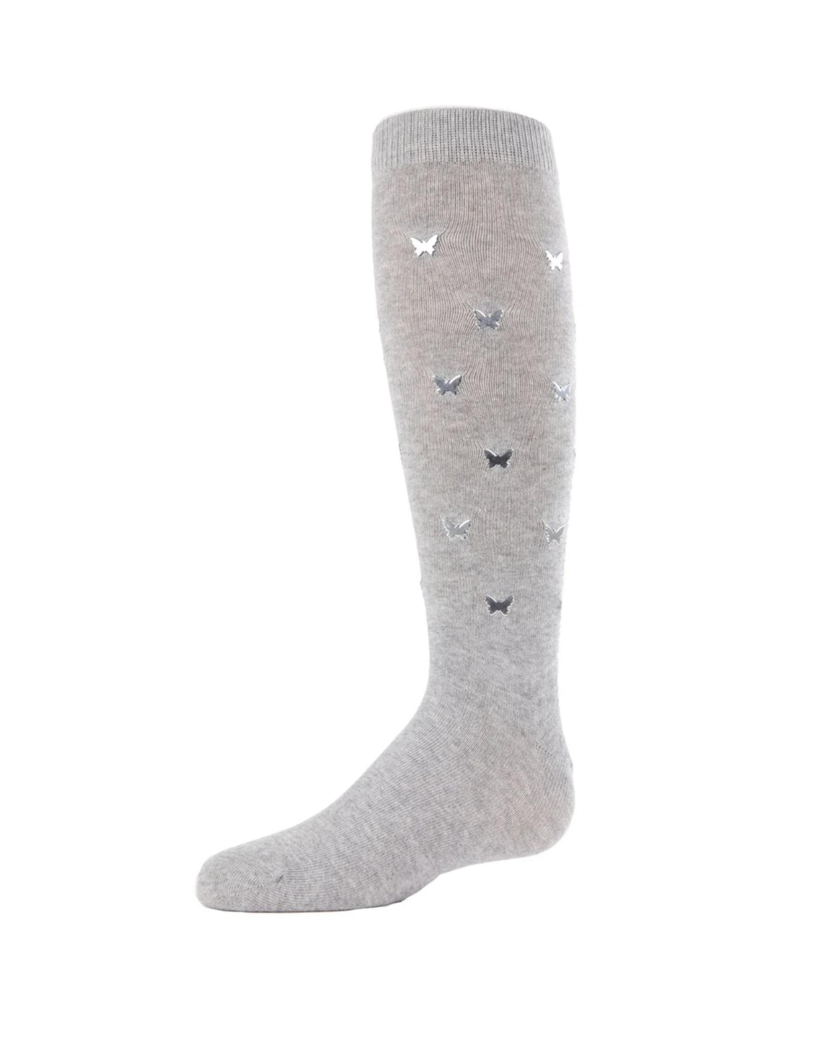 Memoi Memoi Girls Butterfly Knee Sock