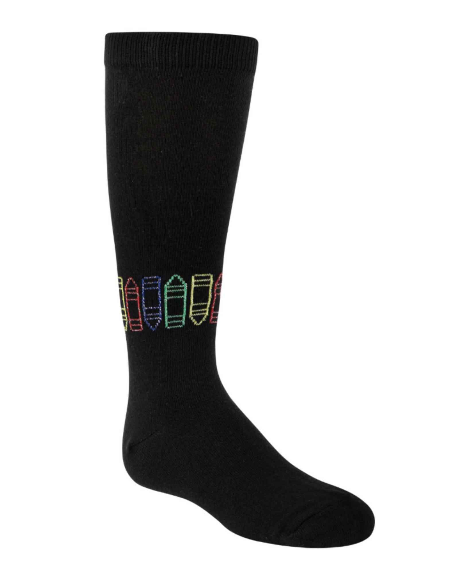 JRP JRP Girls BimBam Crayon Knee Socks