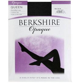 Berkshire Berkshire Women's Queen Microfiber Opaque Control Top Tights 4808