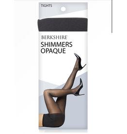 Berkshire Berkshire Women's Shimmers Opaque Tights 4943