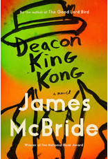 Books Deacon King Kong by James McBride