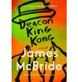 Books Deacon King Kong by James McBride