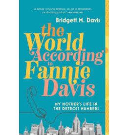 Books The World According to Fannie Davis by Bridgett M. Davis (Black Friday 2020)