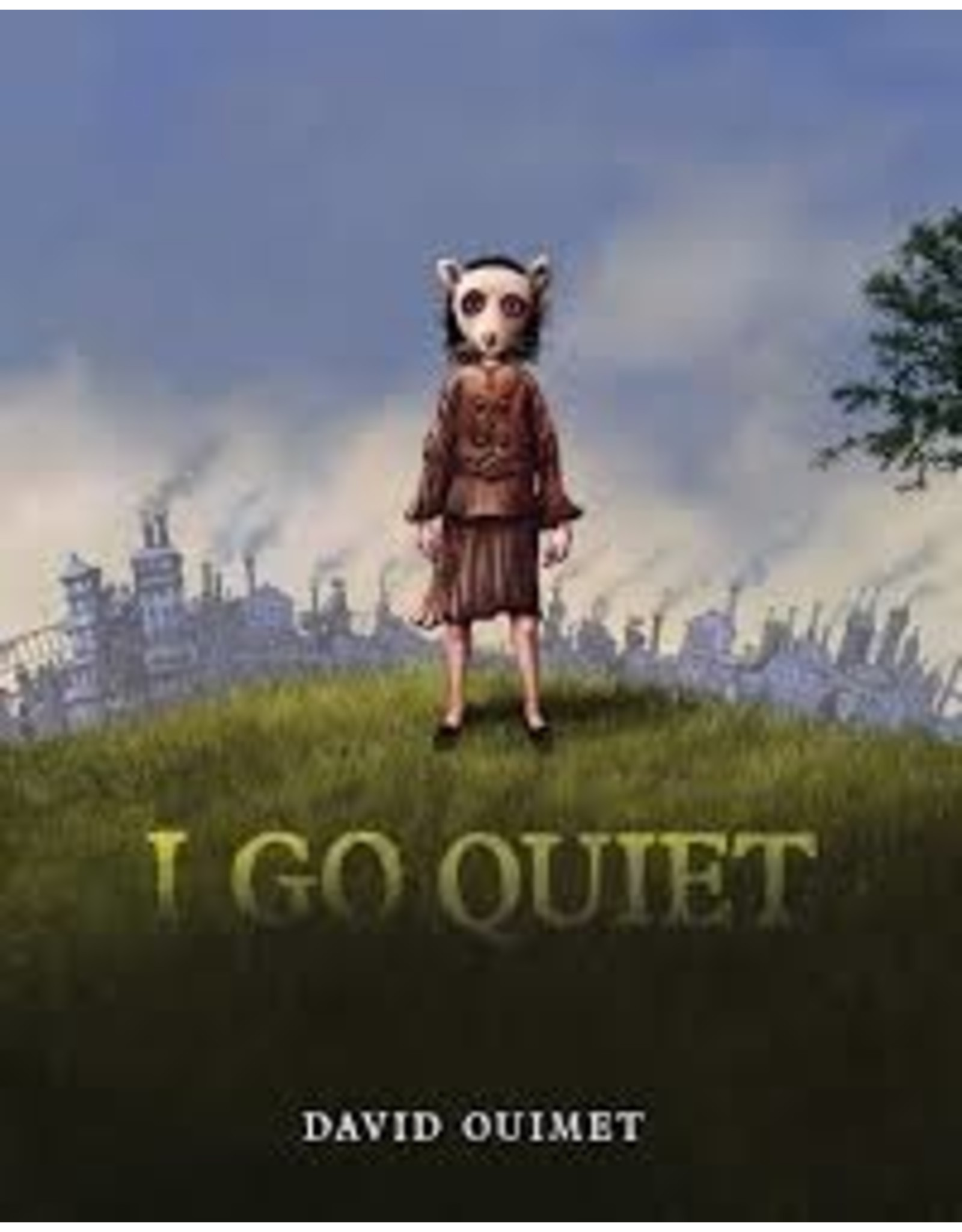 Books I Go Quiet by David Ouimet