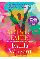 Books Acts of Faith by Iyanla Vanzant  25th Anniversary Ed.