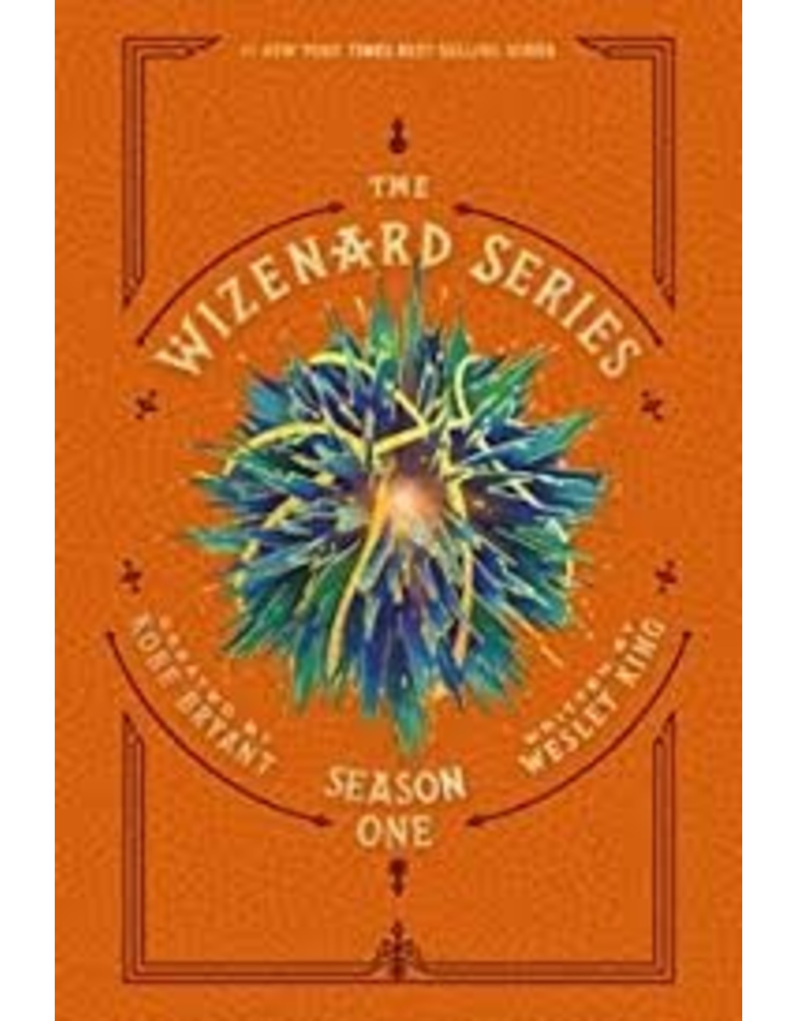 Books The Wizenard Series: Season One