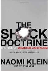 Books The Shock Doctrine: The Rise of Disaster Capitialism