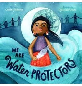 Books We Are Water Protectors