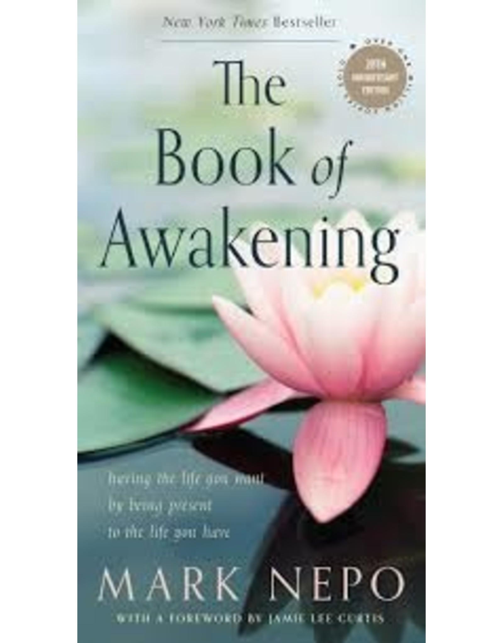 Books The Book of Awakening by Mark Nepo  20th Anniversary
