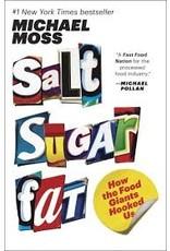 Books Salt sugar Fat by Michael Moss