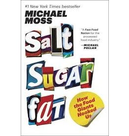 Books Salt sugar Fat by Michael Moss
