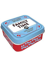 Games, Puzzles & Cards After Dinner Amusements: Family Time (shopsmall2020)