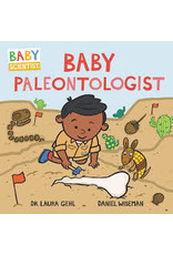 Books Baby Paleontologist by Dr. Laura Gehl and Daniel Wiseman
