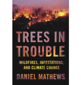 Books Trees in Trouble by Daniel Mathews