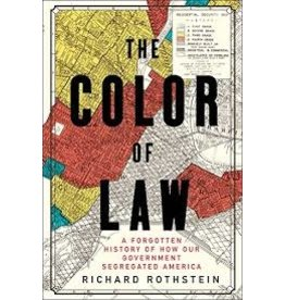 Books The Color of Law by Richard Rothstein  pb