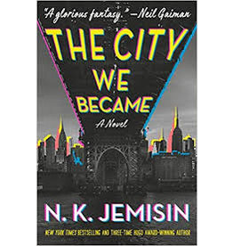 Books The City We Became by N.K. Jemisin