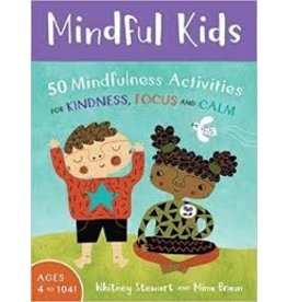 Books Mindful Kids by Whitney Stewart & Mina Braun
