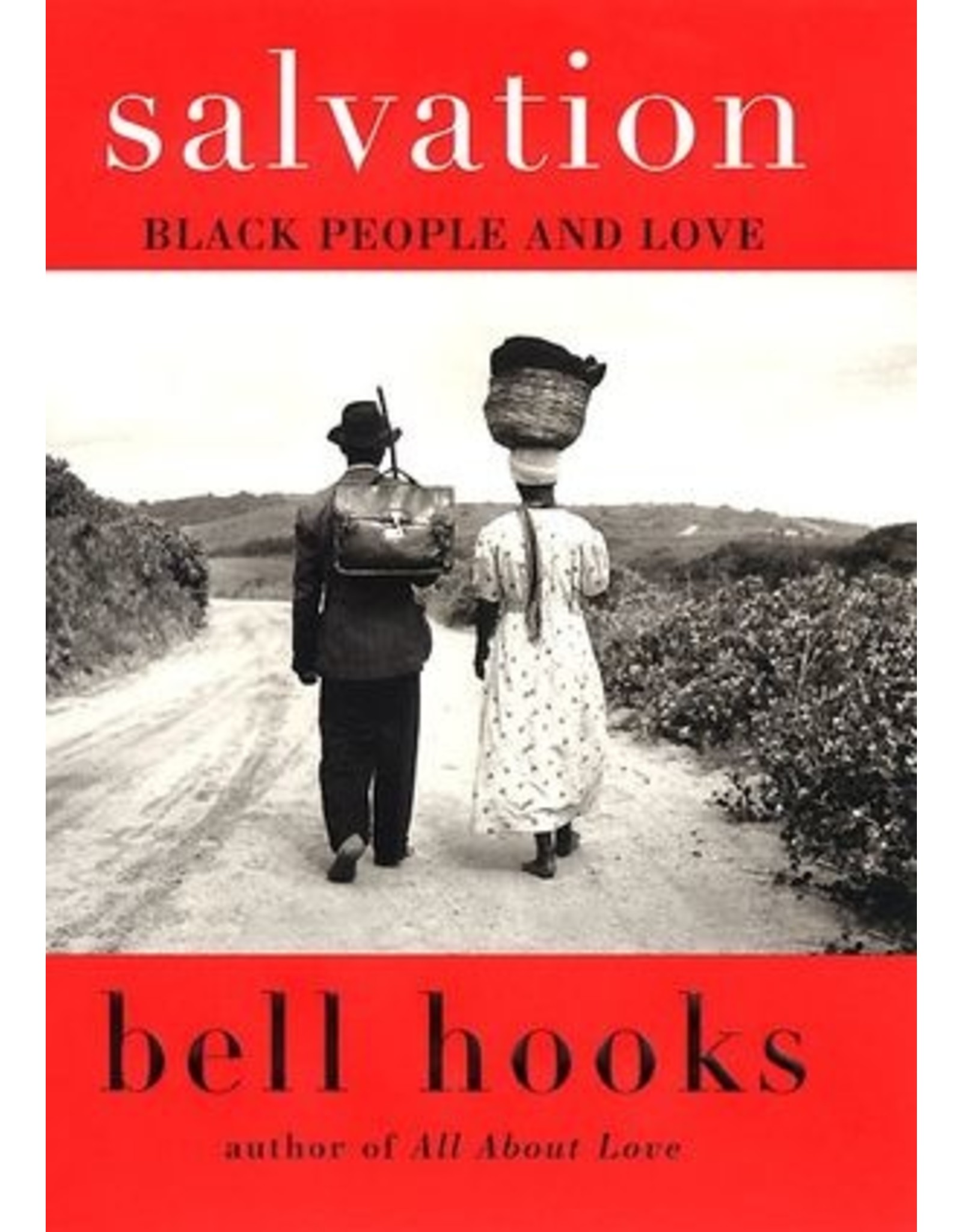 Books Salvation: Black People and Love by  Bell Hooks
