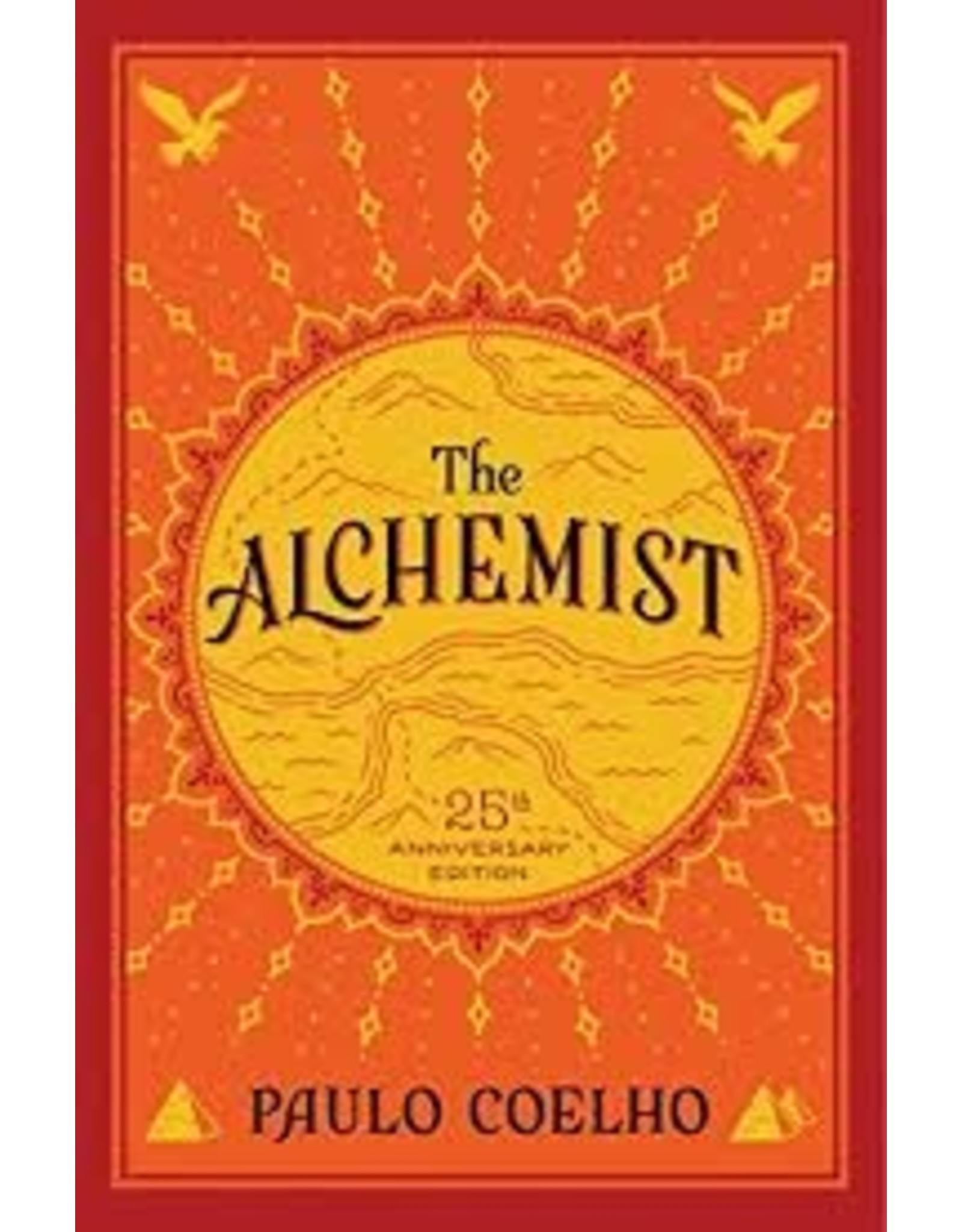 Books The AlchemistPaulo Coelho