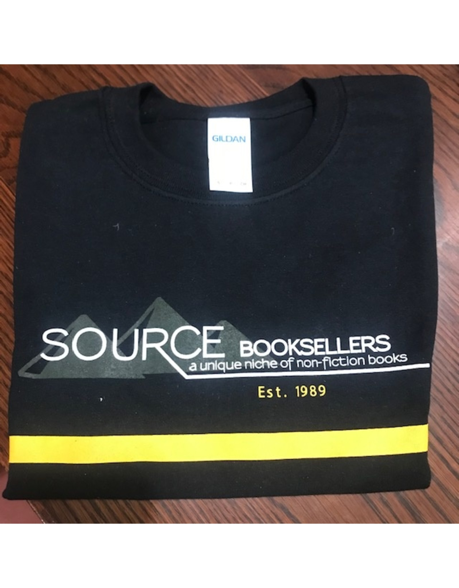 sideline Source T-shirt