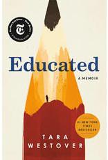 Books Educated: A Memoir by Tara Westover