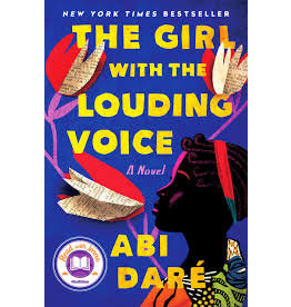 Books The Girl with the Louding Voice by Abi Dare'