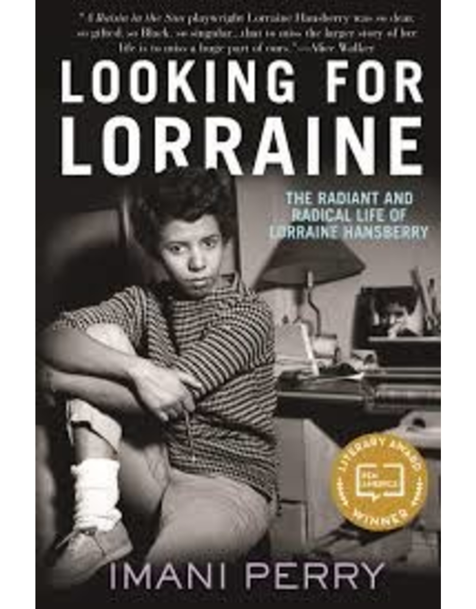 Books Looking for Lorraine by Imani Perry