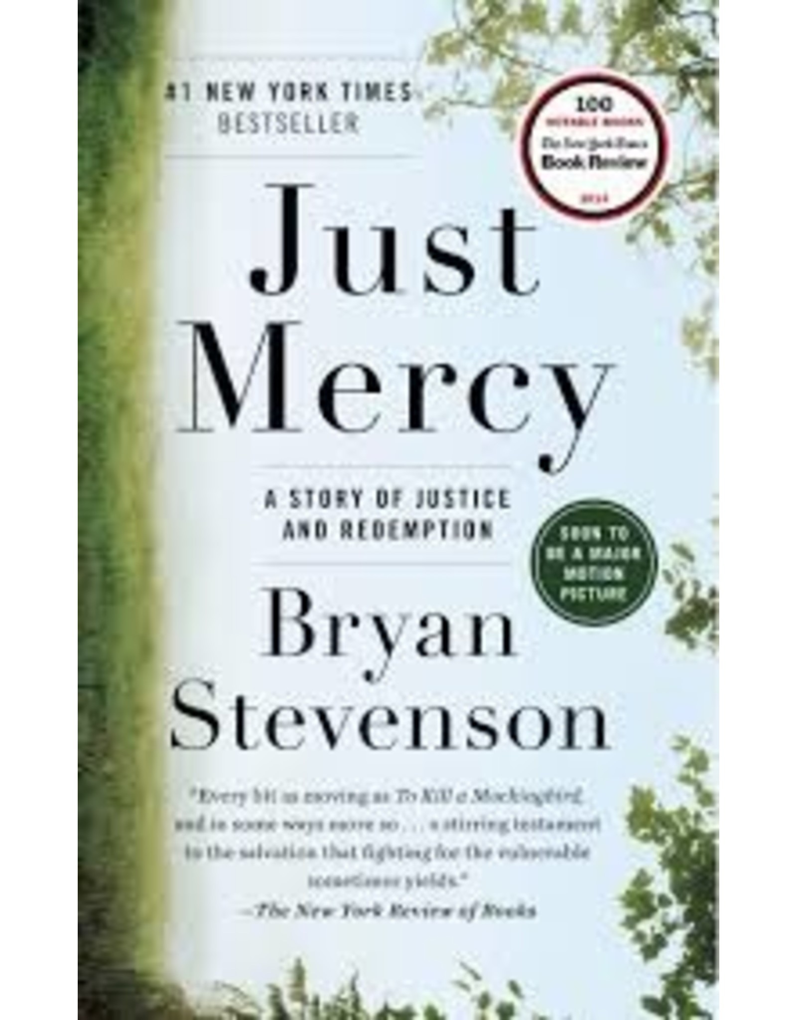 Books Just Mercy: A Story of Justice and Redemption