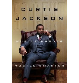 "Books Hustle Harder, Hustle Smarter by Curtis ""50 Cent"" Jackson - SIGNED EDITION (Detroit is Us)"