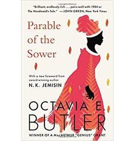 Books Parable of the Sower by Octavia E. Butler