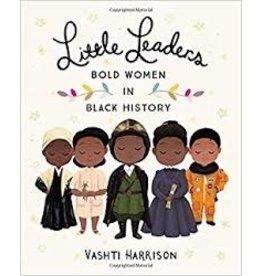 Books Little Leaders: Bold Women in Black History by Vashti Harrison (DWS)